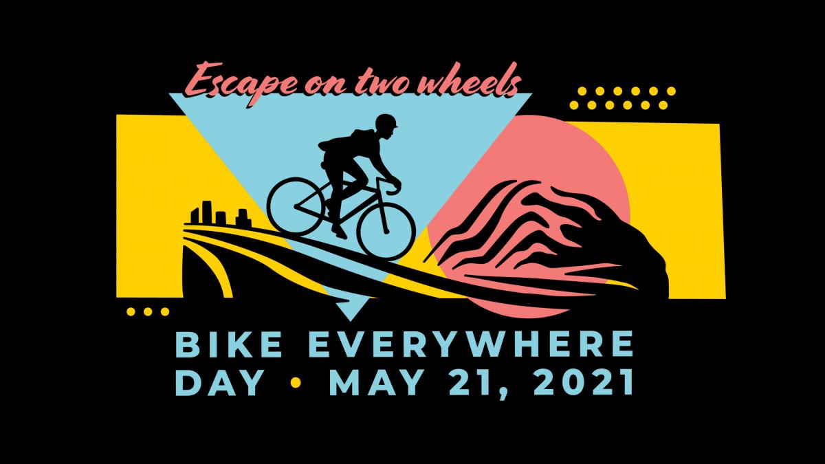 Bike Everywhere Day May 21